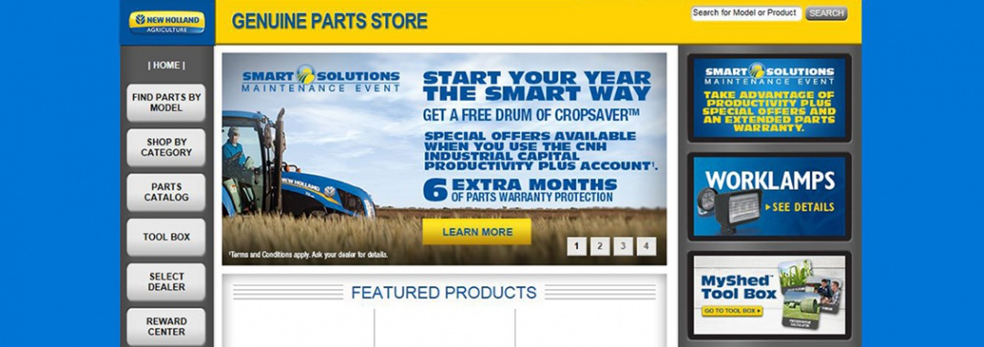 new holland agriculture partstore