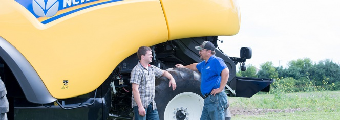 new holland agriculture service planned maintenance agreements