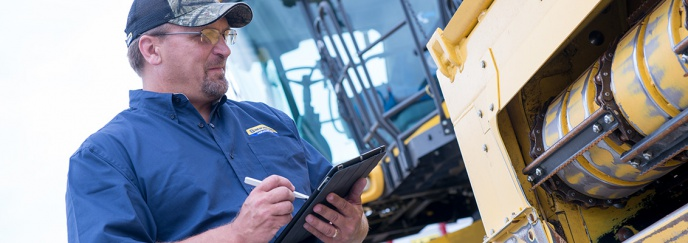 new holland agriculture service certified maintenance inspections