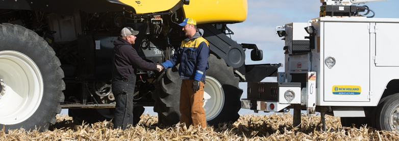 new holland agriculture service top service
